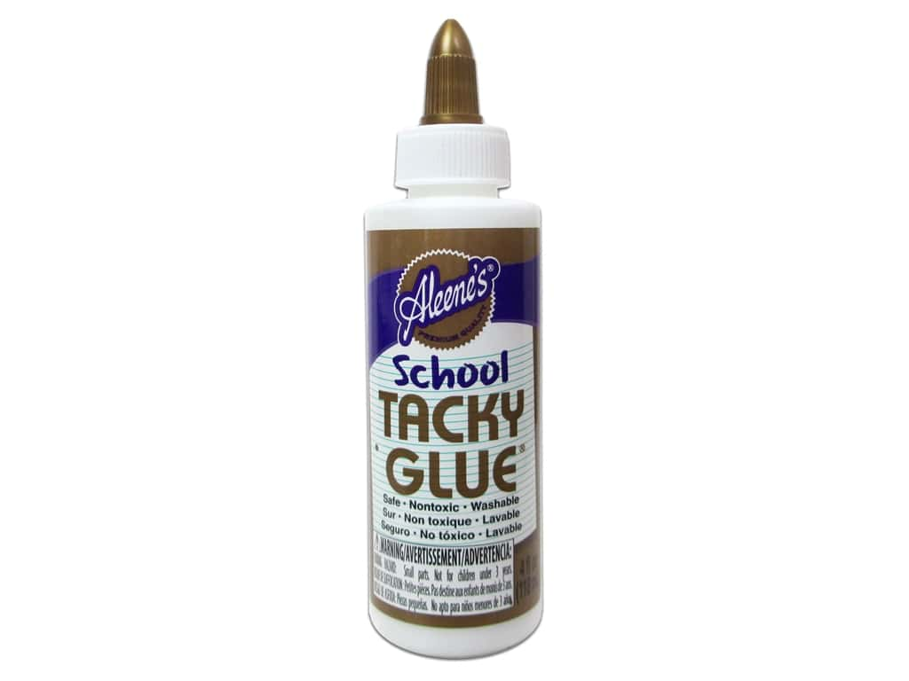 Aleene's School Tacky Glue 4 oz.
