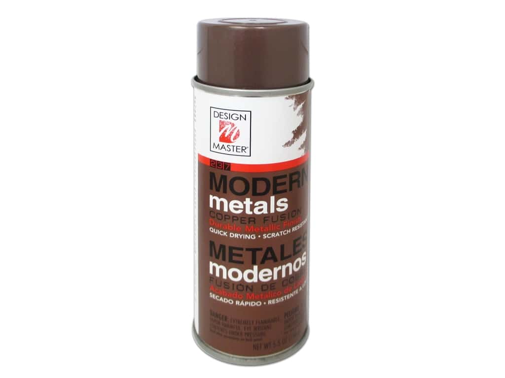 Design Master Modern Metals 5.5oz Copper Fusion