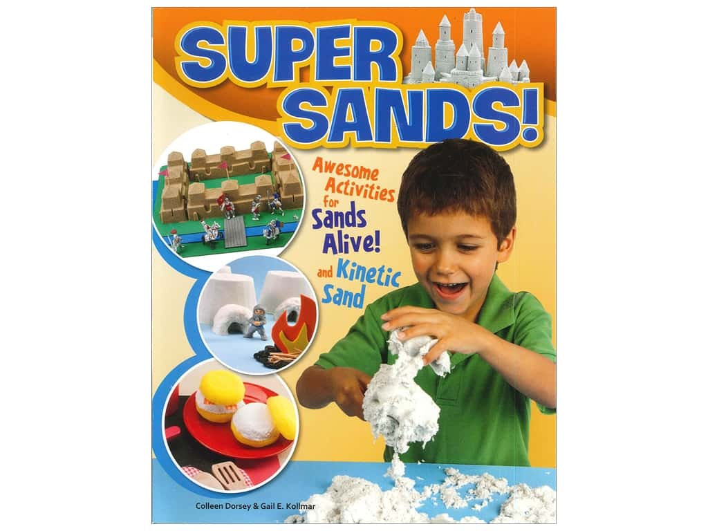 Design Originals Super Sands Book