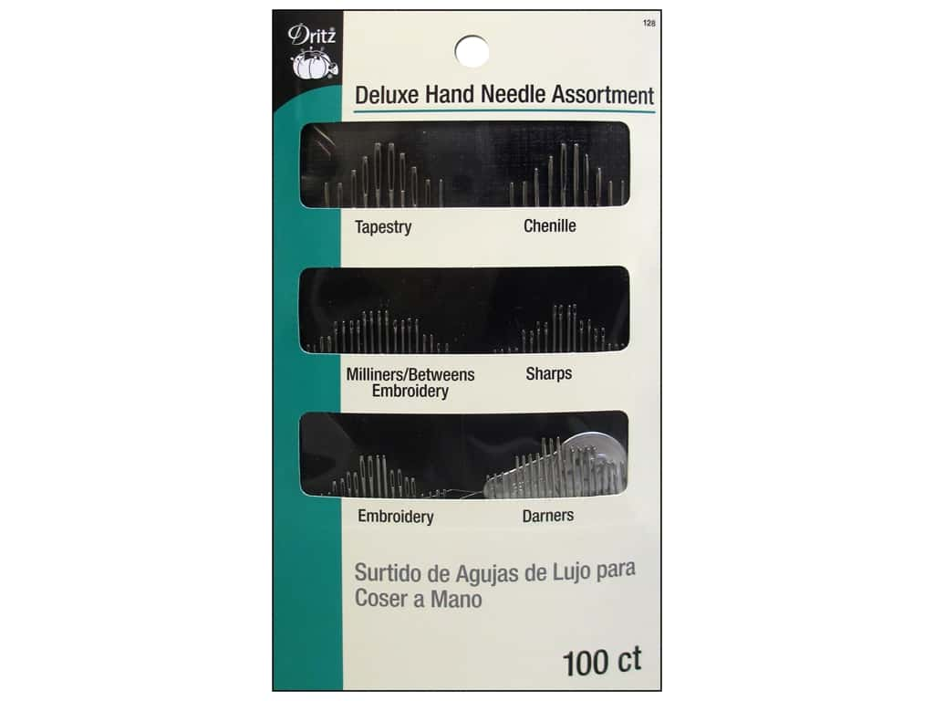 Dritz Deluxe Hand Needle Assortment