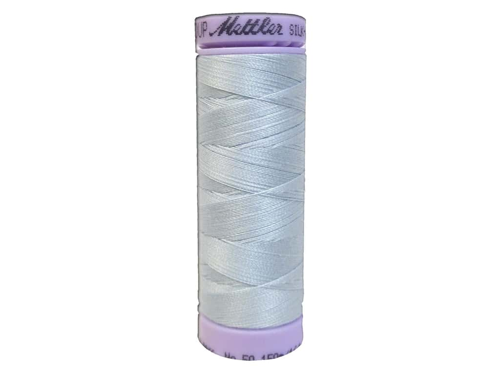 Mettler Silk Finish Cotton Thread 50 wt. 164 yd. #0039 Starlight Blue