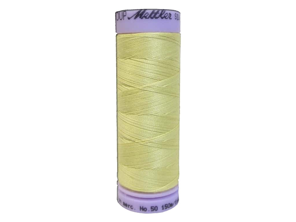 Mettler Silk Finish Cotton Thread 50 wt. 164 yd. #0114 Barewood