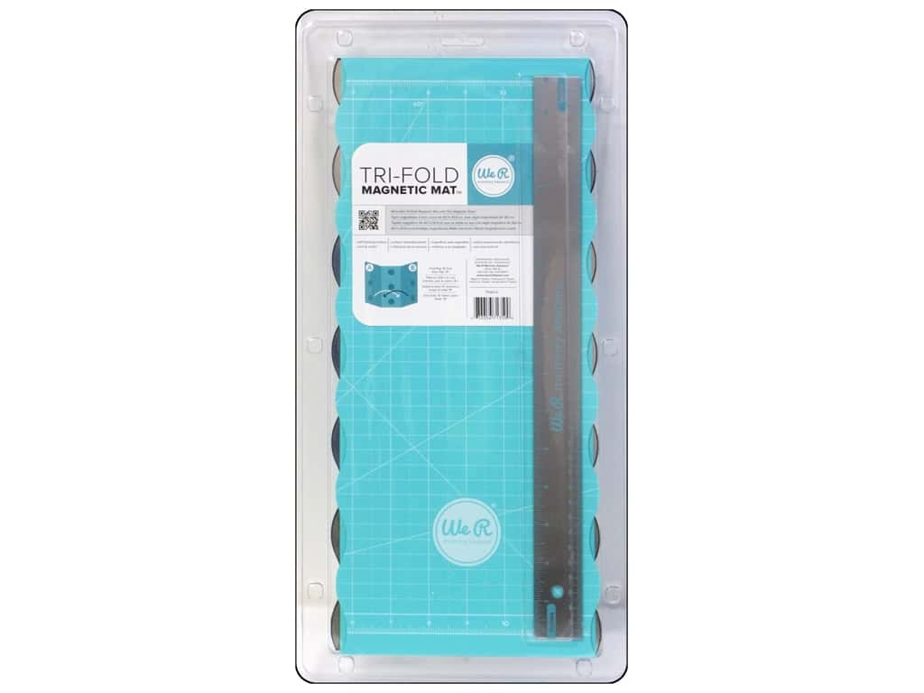 We R Memory Keepers Tri Fold Magnetic Mat