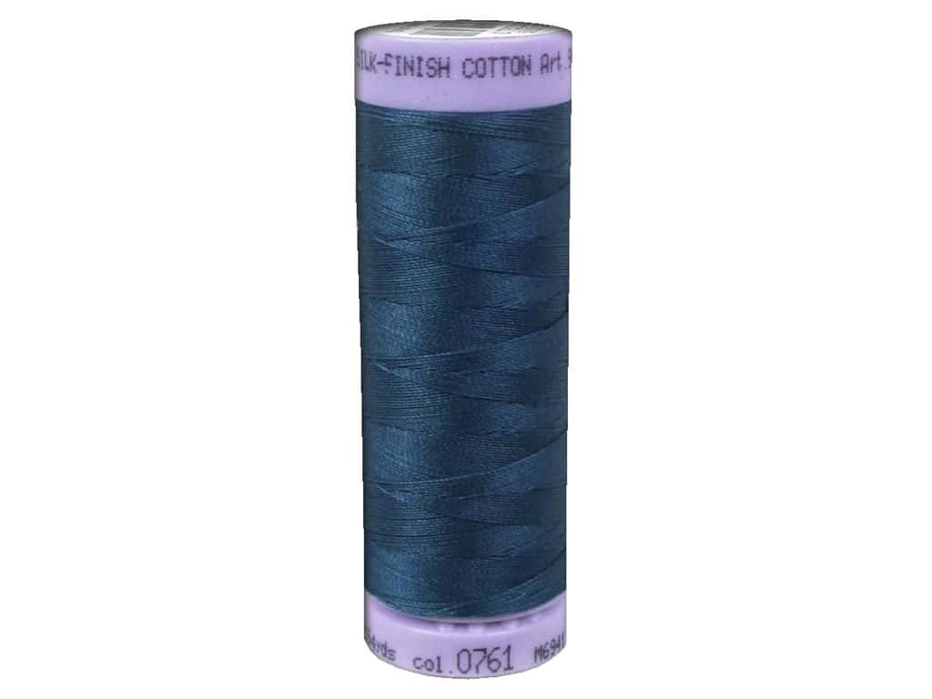 Mettler Silk Finish Cotton Thread 50 wt. 164 yd. #0761 Mallard