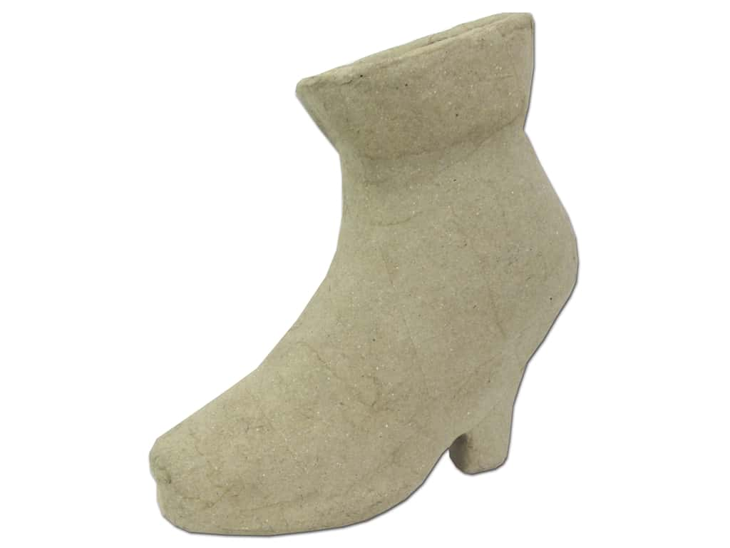 PA Paper Mache High Heel 9 in.