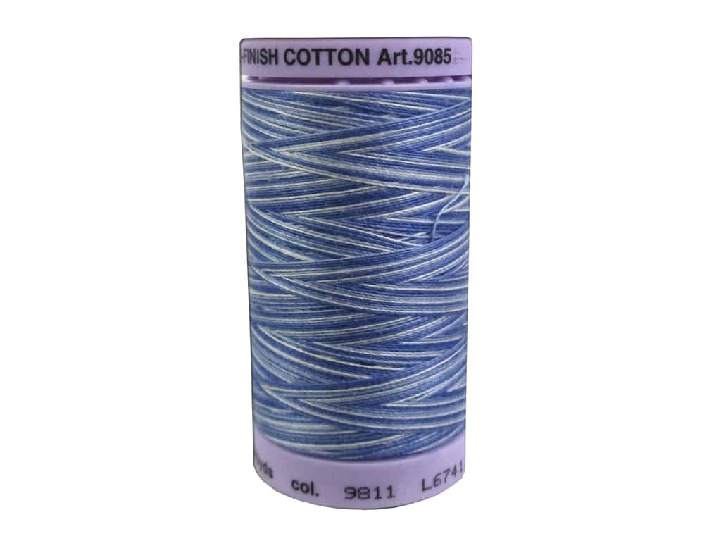 Mettler Silk Finish Cotton Thread 50 wt. 500 yd. #9811 Clear Sky