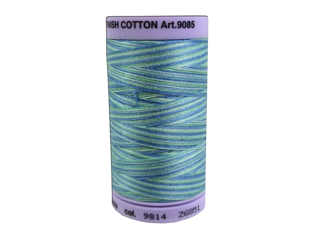 Mettler Silk Finish Cotton Thread 50 wt. 500 yd. #9814 Seaspray
