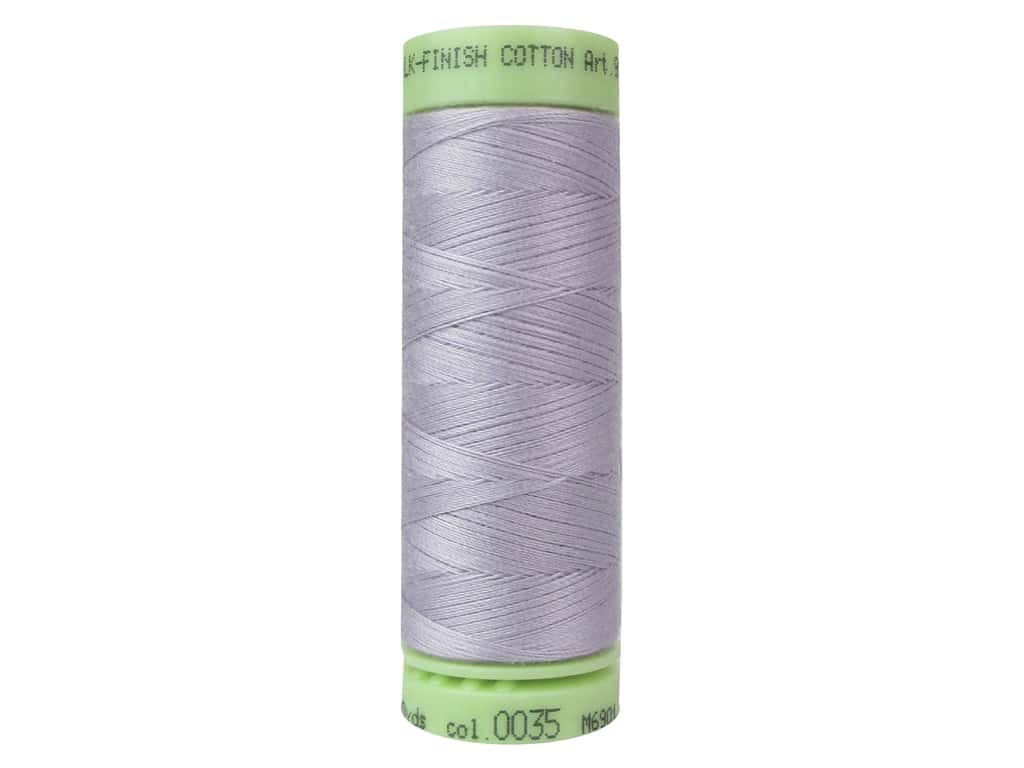 Mettler Silk Finish Cotton Thread 60 wt. 220 yd. #0035 Desert