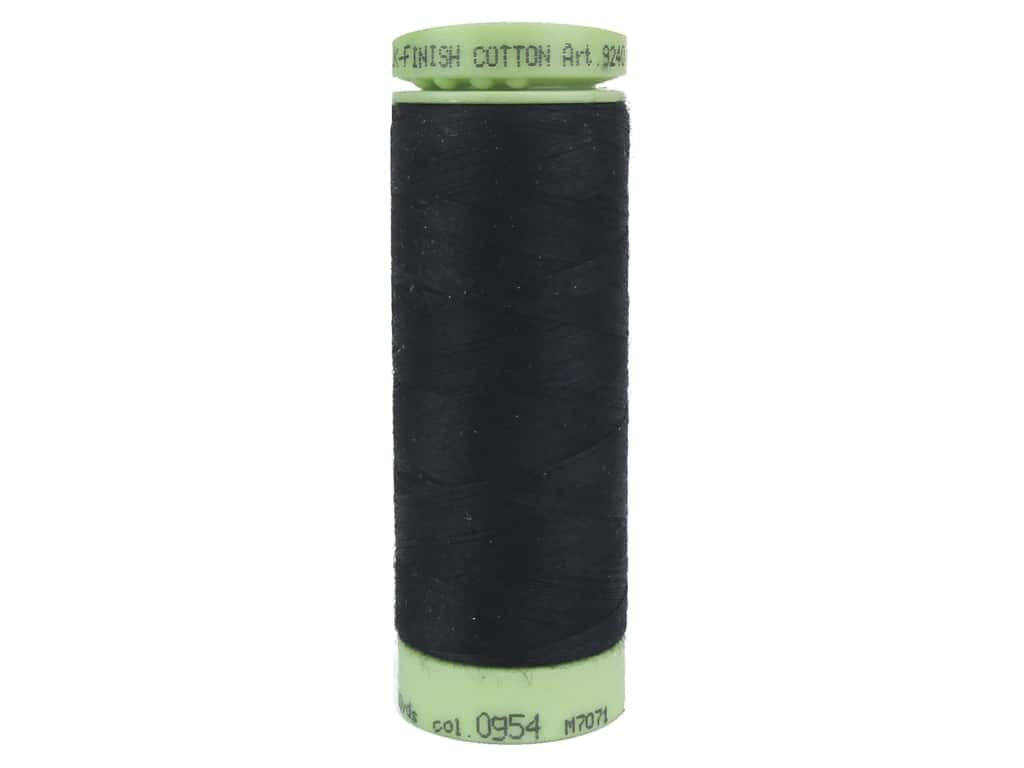 Mettler Silk Finish Cotton Thread 60 wt. 220 yd. #0954 Space