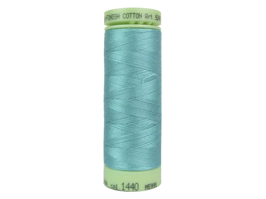 Mettler Silk Finish Cotton Thread 60 wt. 220 yd. #1440 Mountain Lake