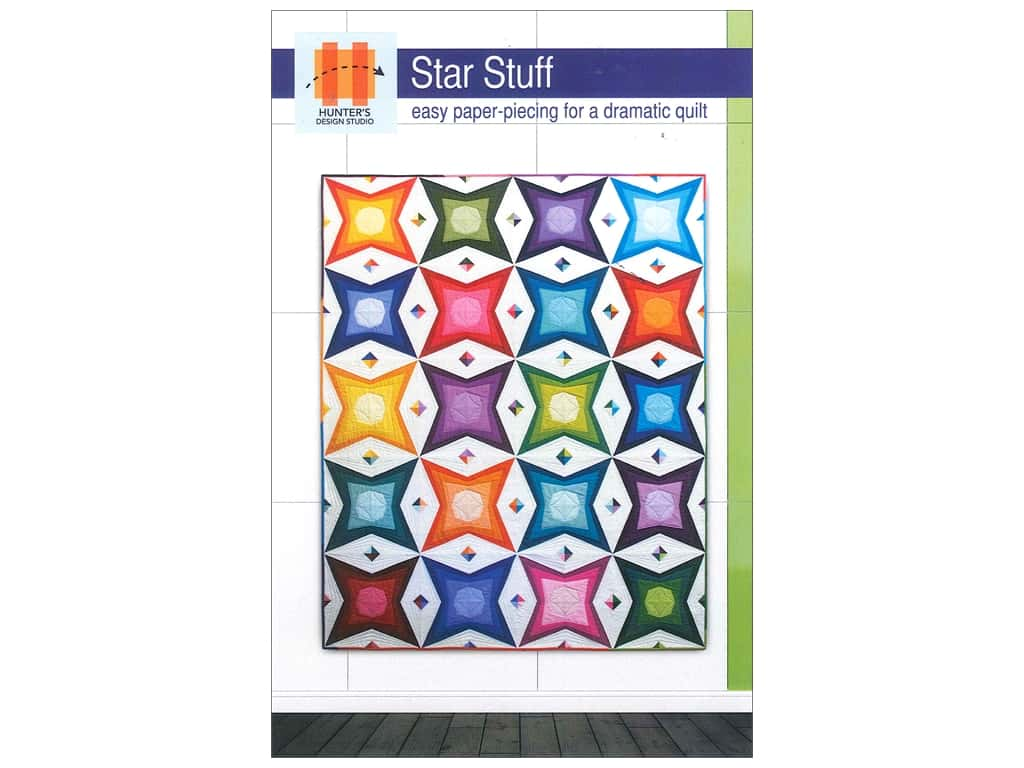 Hunter's Design Studio Star Stuff Pattern