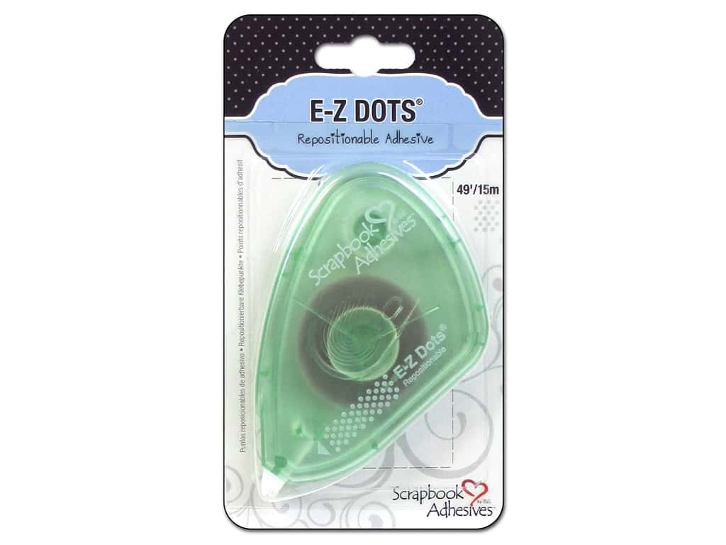 3L Scrapbook Adhesives E-Z Dots 26 ft. Repositionable