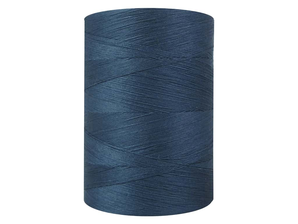 Coats Cotton Machine Quilting Thread 1200 yd. Dark Teal