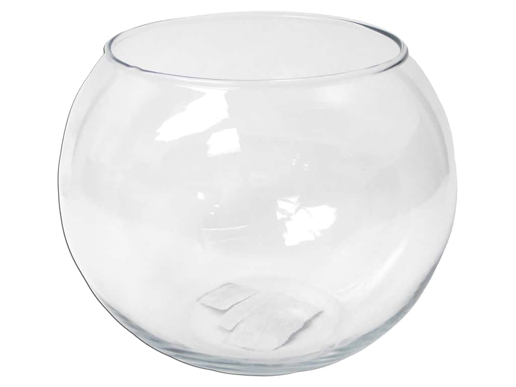 Crisa by Libbey Glass Bubble Bowl 8 in. (2 pieces)