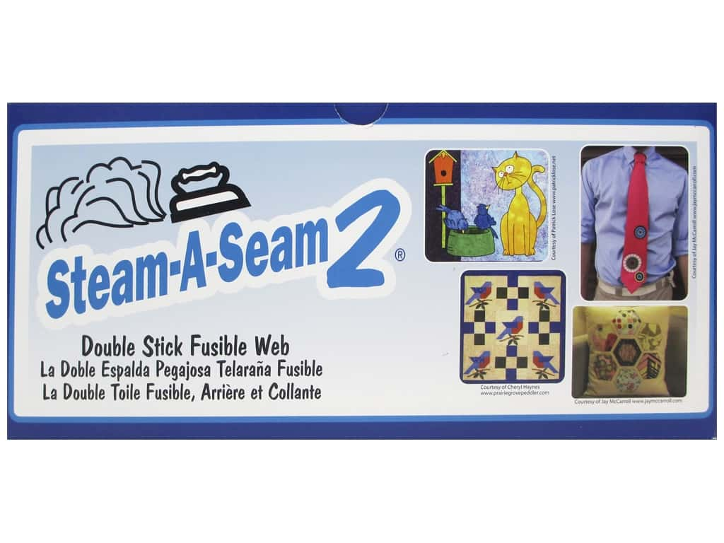 Steam-A-Seam 2 Fusible Web 12 in. (40 yards)