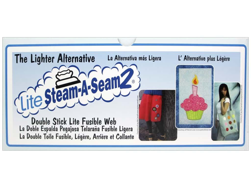Steam-A-Seam 2 Lite 12 in. (40 yards)