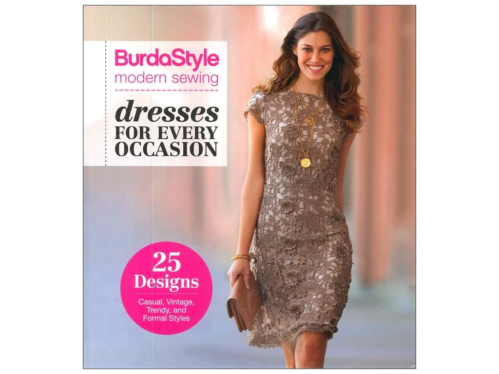 BurdaStyle Modern Sewing: Dresses for Every Occasion Book