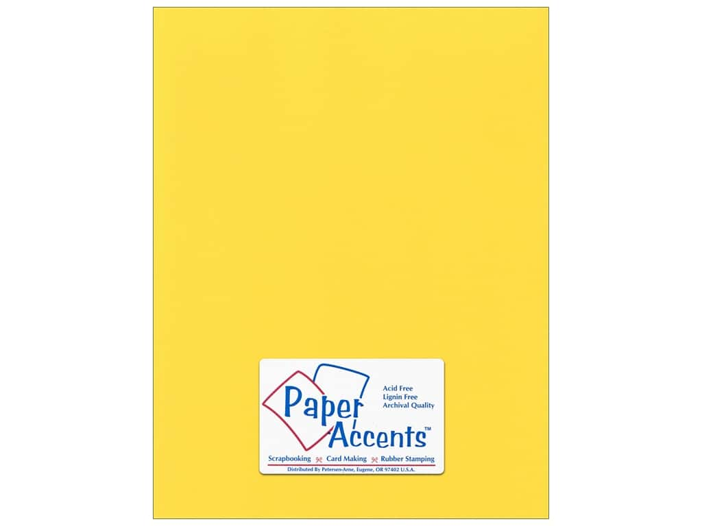 Paper Accents Cardstock 8 1/2 x 11 in. #54413 Canvas Fireflies 25 pc.