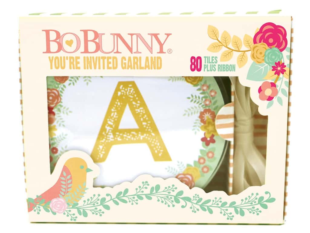 Bo Bunny Garland Box Set You're Invited