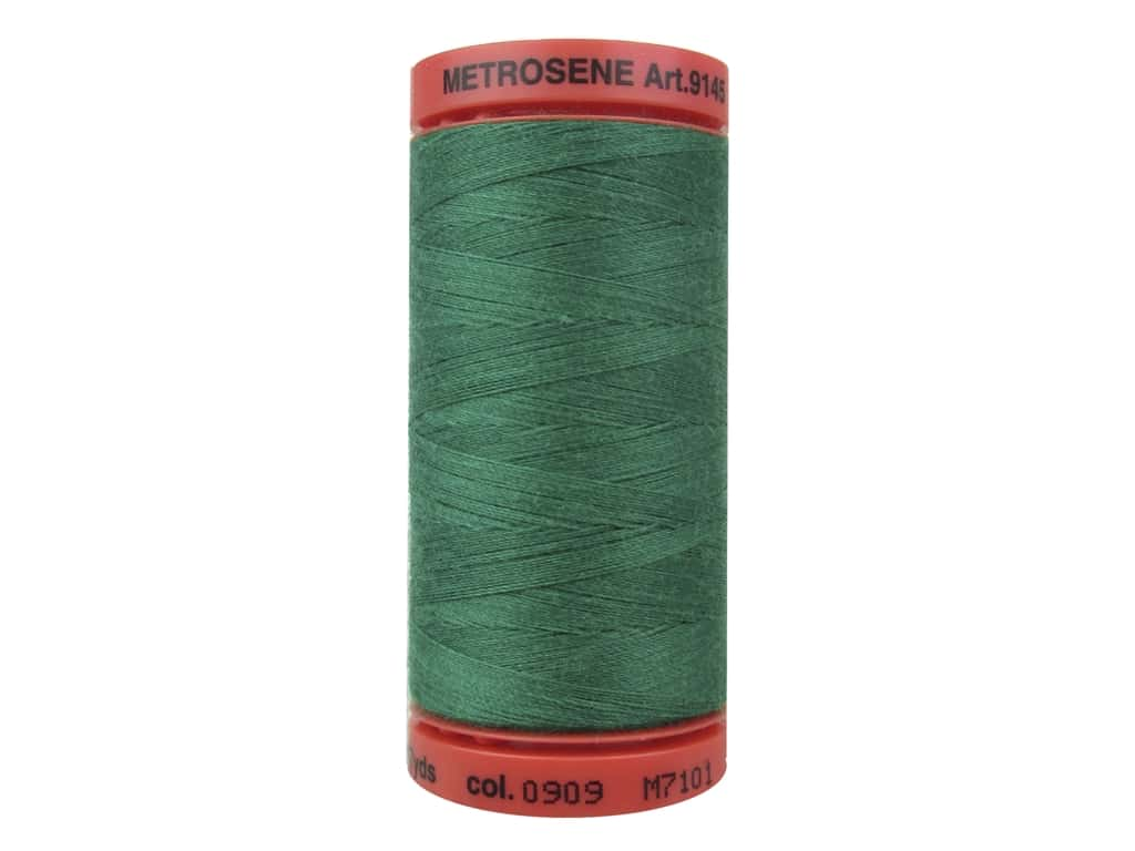 Mettler Metrosene All Purpose Thread 547 yd. #0909 Field Green