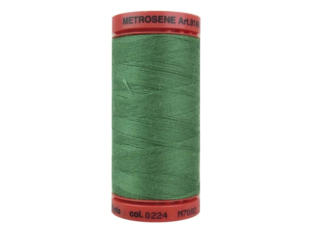 Mettler Metrosene All Purpose Thread 547 yd. #0224 Kelley