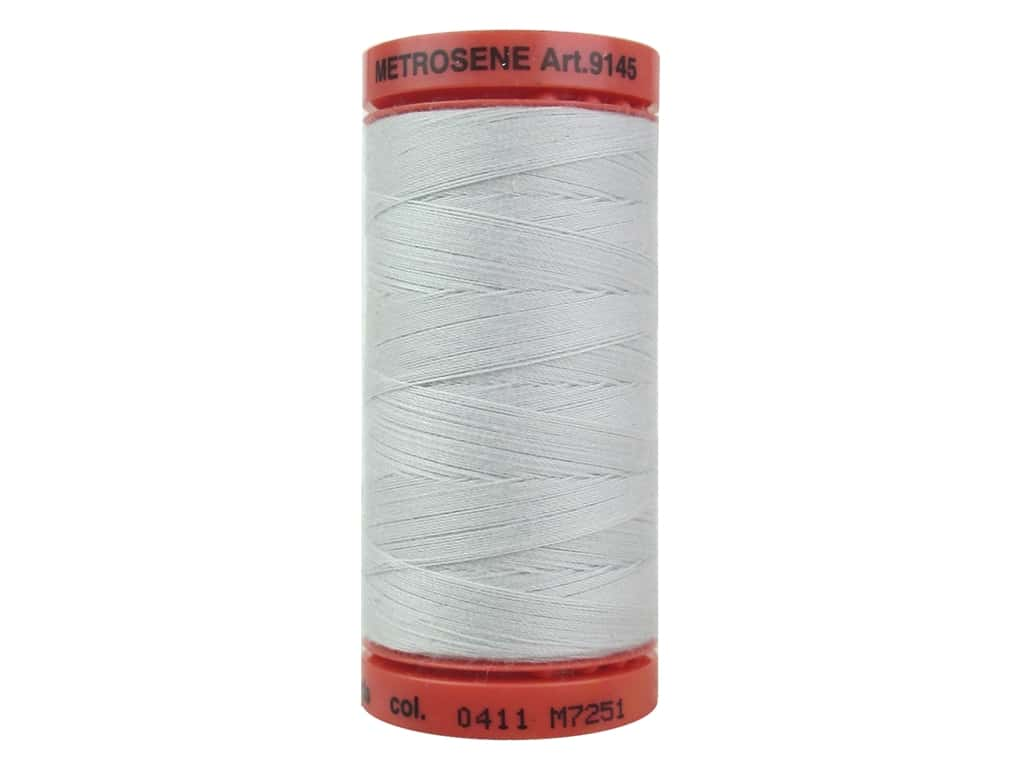 Mettler Metrosene All Purpose Thread 547 yd. #0411 Mystik Grey