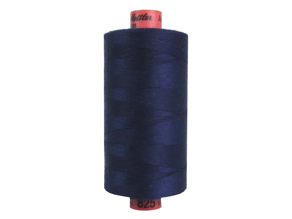 Mettler Metrosene All Purpose Thread 1094 yd. #825 Navy