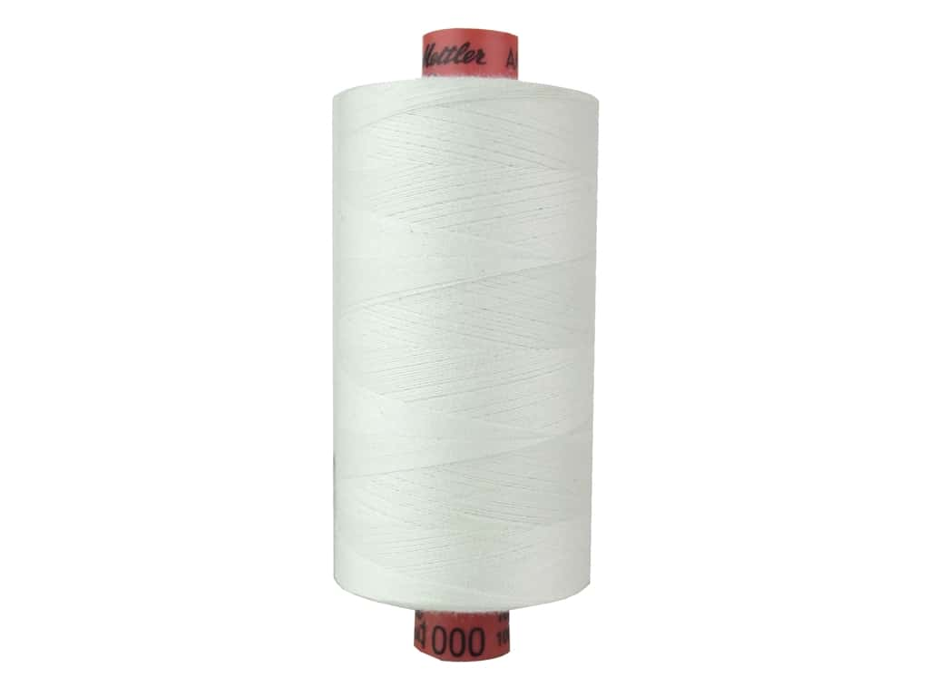 Mettler Metrosene All Purpose Thread 1094 yd. #1000 Eggshell