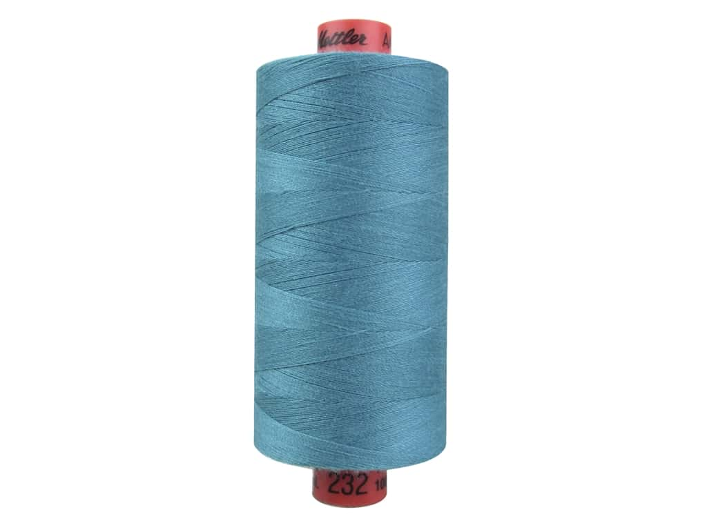 Mettler Metrosene All Purpose Thread 1094 yd. #232 Truly Teal