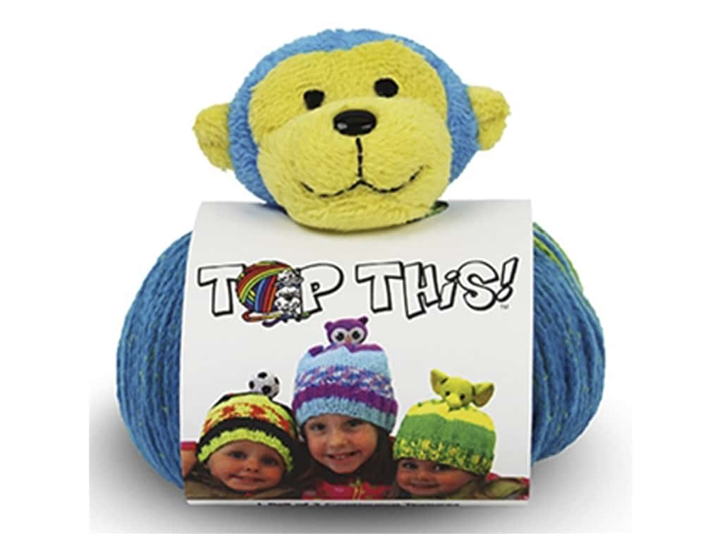 DMC Top This Yarn Kit Monkey