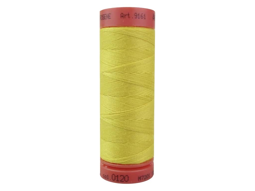 Mettler Metrosene All Purpose Thread 164 yd. #120 Summersun