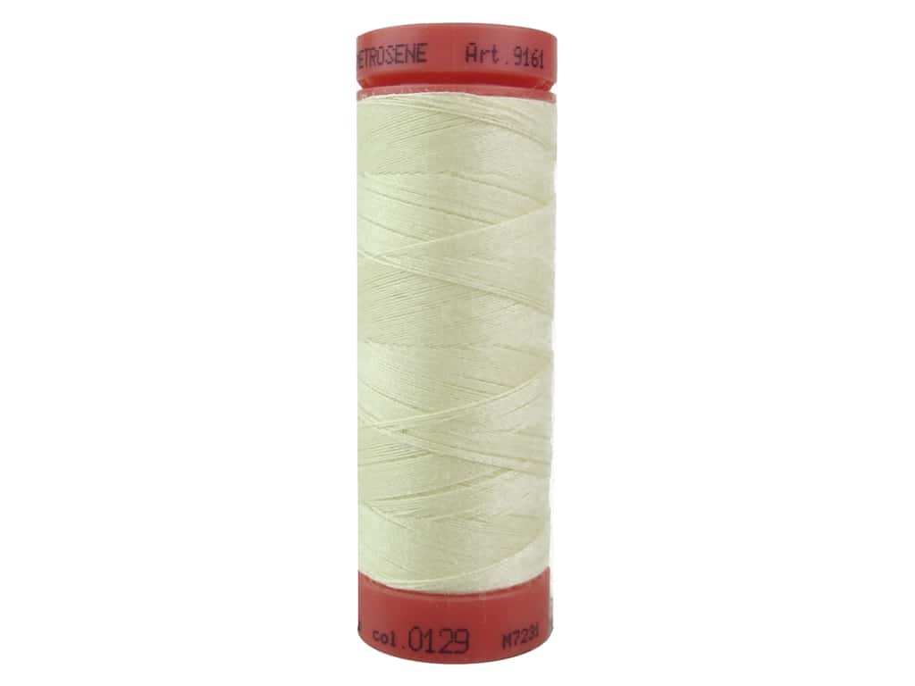 Mettler Metrosene All Purpose Thread 164 yd. #129 Vanilla