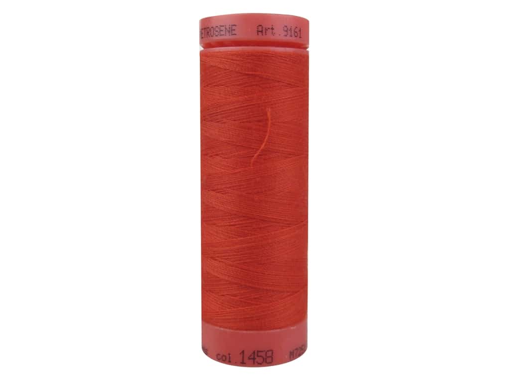 Mettler Metrosene All Purpose Thread 164 yd. #1458 Poppy