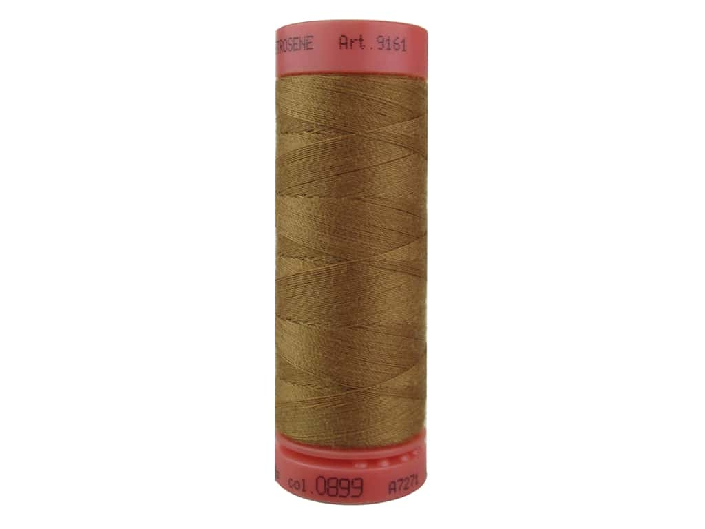 Mettler Metrosene All Purpose Thread 164 yd. #899 Bronze