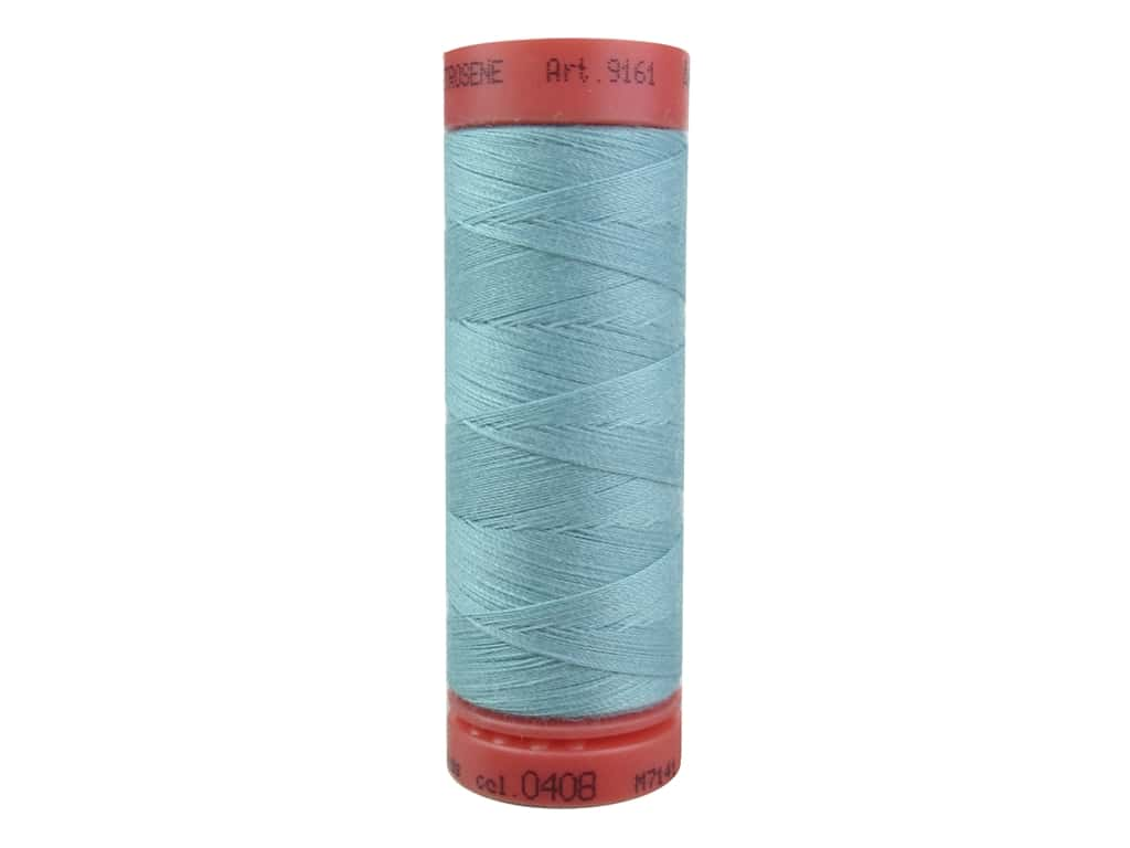 Mettler Metrosene All Purpose Thread 164 yd. #408 Aqua