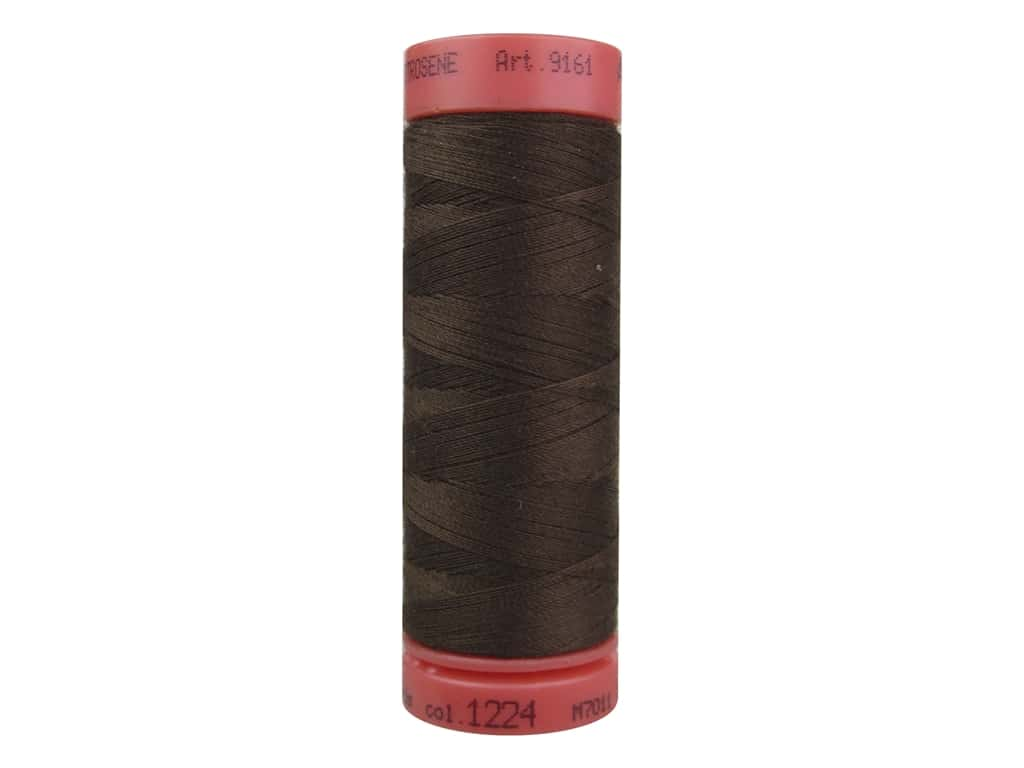 Mettler Metrosene All Purpose Thread 164 yd. #1224 Bark