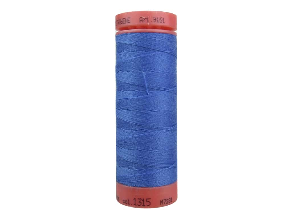 Mettler Metrosene All Purpose Thread 164 yd. #1315 Marine Blue