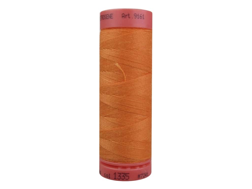 Mettler Metrosene All Purpose Thread 164 yd. #1335 Tangerine