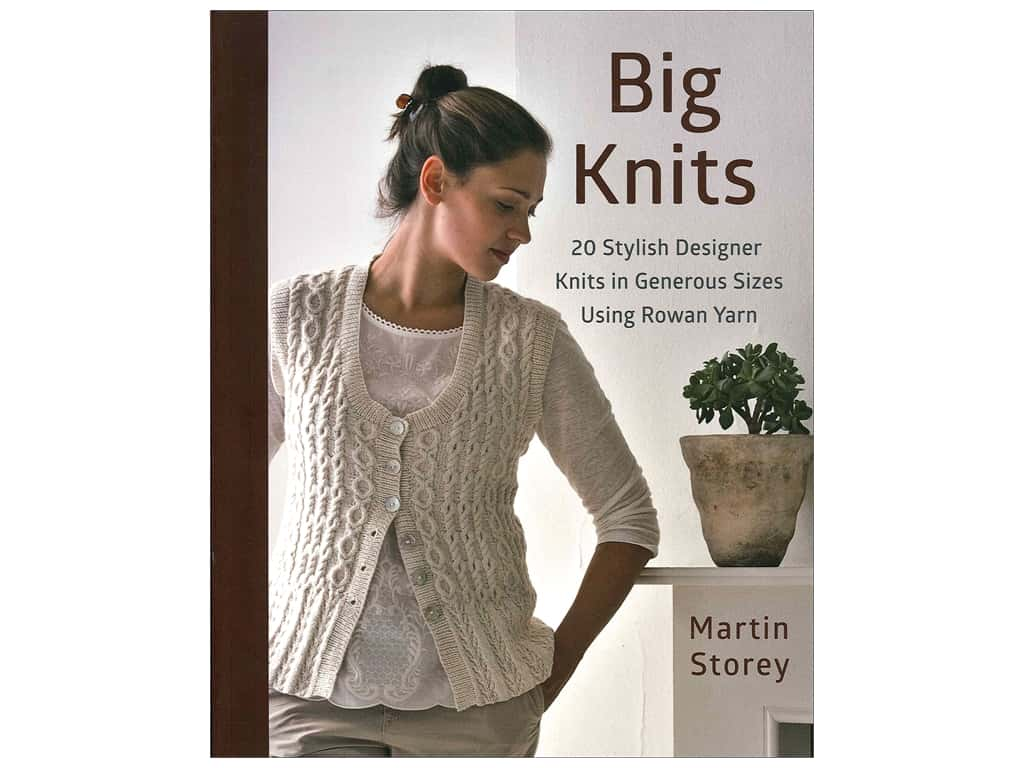 St Martin's Griffin Big Knits Book
