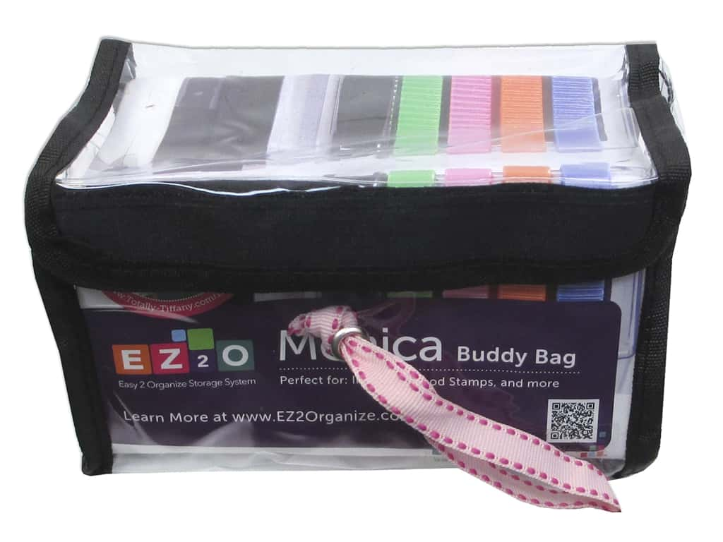 Totally Tiffany EZ2O Easy 2 Organize Storage System Buddy Bag Monica