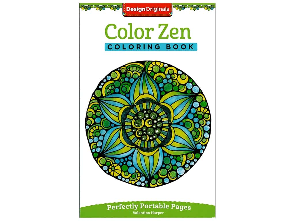 Color Zen Coloring Book