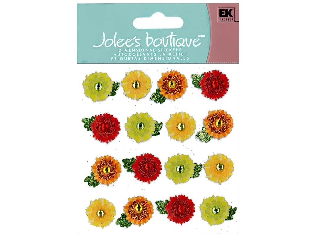 Jolee's Boutique Stickers Repeats Mums