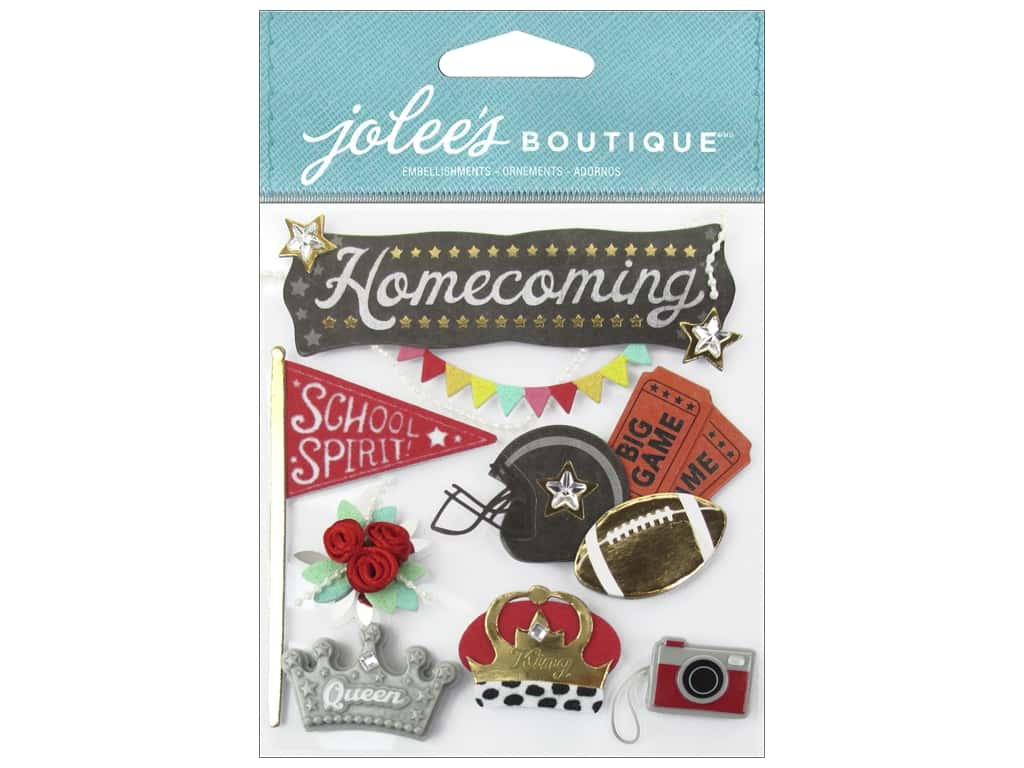 Jolee's Boutique Stickers Homecoming