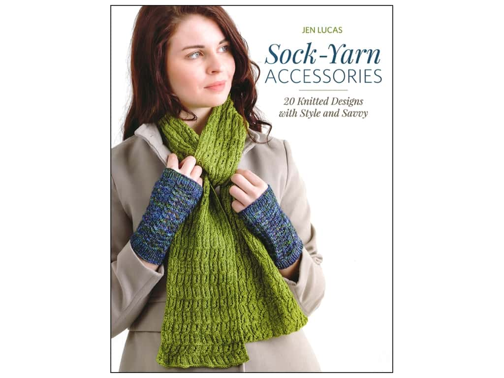 That Patchwork Place Sock-Yarn Accessories Book