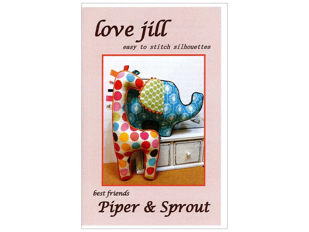 Love Jill Piper & Sprout Pattern