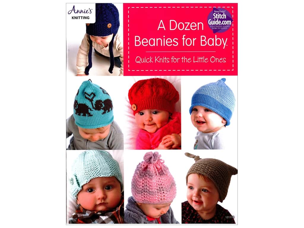 A Dozen Beanies For Baby Book