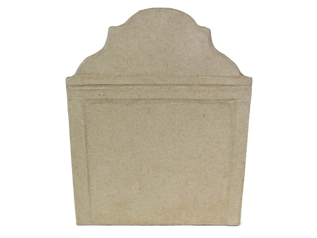 PA Paper Mache Tombstone 7 in.