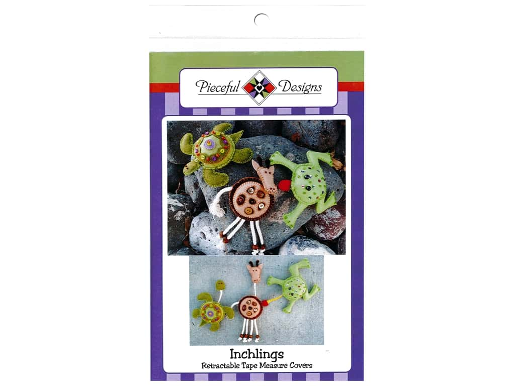 Pieceful Designs Inchlings Pattern
