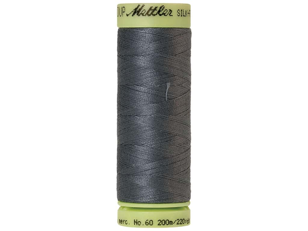 Mettler Silk Finish Cotton Thread 60 wt. 220 yd. #0853 Quiet Shade