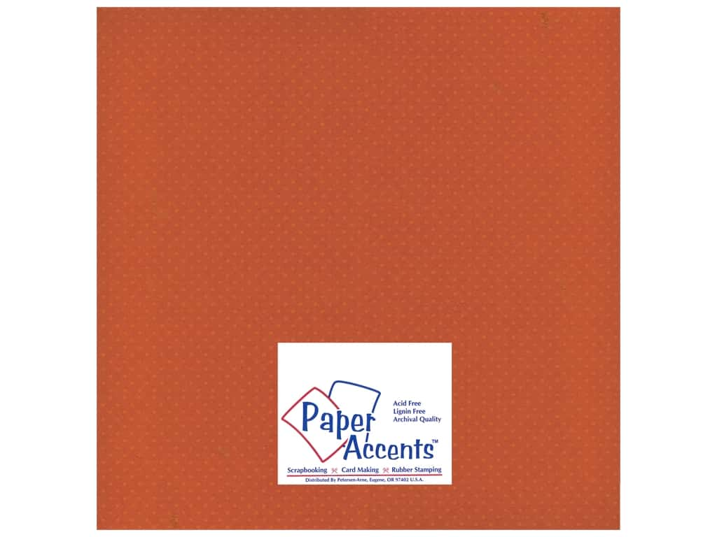 Paper Accents Cardstock 12 x 12 in. #33306 Mini Dot Cosmos 25 pc.